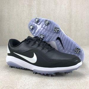 Nike React Vapor 2 Mens Golf Shoes Black White